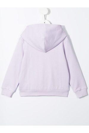 Dolce & Gabbana Logo-patch cotton hoodie