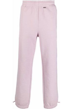 032c Trousers - Logo-plaque track pants