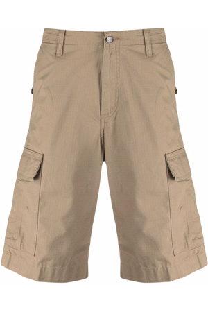 Carhartt Men Shorts - Knee--length chino shorts