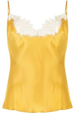 Gilda & Pearl Persephone satin camisole