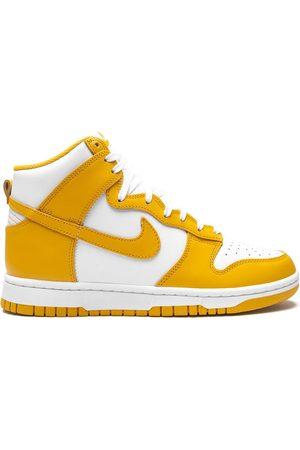 "Nike Women Sneakers - Dunk High ""Dark Sulfur"" sneakers"