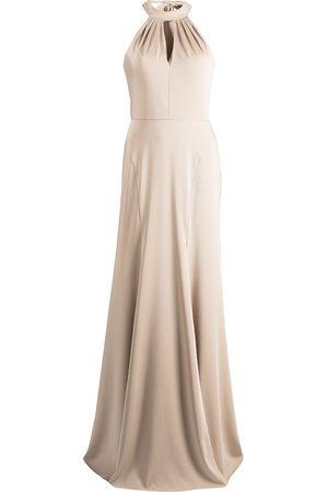 Marchesa Notte Women Halterneck Dresses - Afton halterneck dress