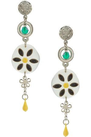 AMIR SLAMA Women Earrings - Flower earrings