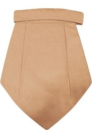 Blacksmith Men Cravats - Men Gold-Toned Solid Cravat