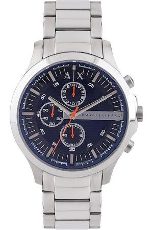 Armani Men Navy Chronograph Dial Watch AX2155I