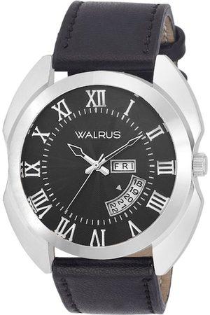 WALRUS Men Black Analogue Watch