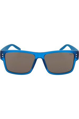 PUMA Men Sunglasses - MEN'S PU0269S006 GREY METAL SUNGLASSES