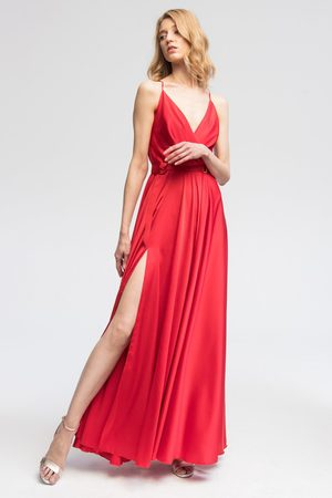 Angelika Jozefczyk Women Dresses - Satin Long Dress