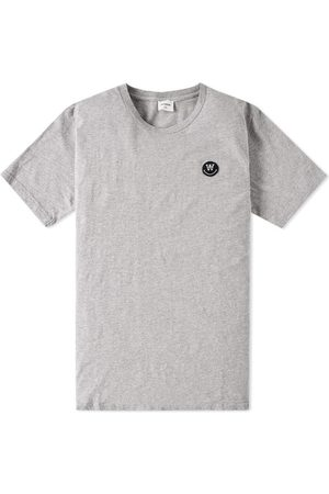 WoodWood Men T-shirts - Slater T-shirt Grey
