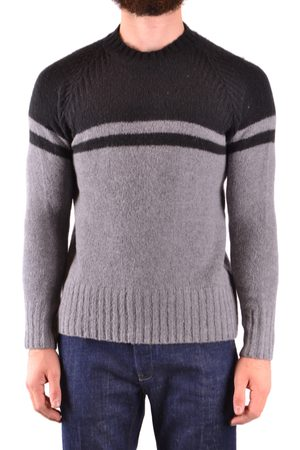 Paolo Pecora Men Jumpers - Jumper in Grey