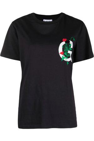 Ganni T-shirts and Polos