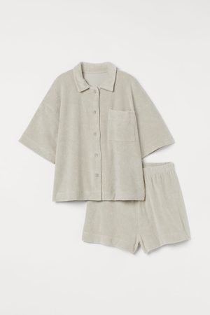 H & M Terry pyjamas