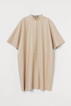 H&M Leather dress