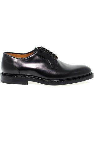 Fabi Men Footwear - MEN'S FU7745 LEATHER LACE-UP SHOES