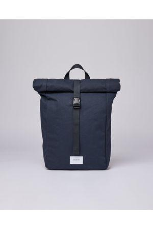Sandqvist Men Bags - Kaj Bag - Navy with Navy Webbing