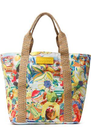 Desigual Women Handbags - Tropicuban Print Bag - Tutti Frutti