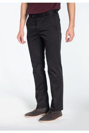 Merc London Men Chinos - Winston Black Sta Press Chino Trousers