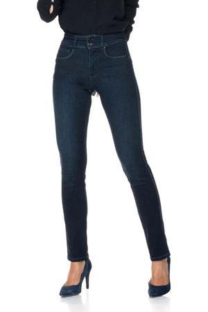 Salsa Women Slim Trousers - Premium Flex Skinny 118012