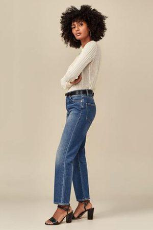 Bellerose Women Jeans - Popeye Jeans in Used Denim
