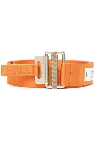 Heron Preston Men Belts - MEN'S HMRB005R21MAT0012276 POLYESTER BELT