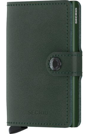 Secrid Original Leather Mini Wallet