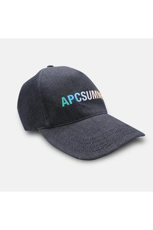 A.P.C. Women Caps - . Summer Cap - Indigo