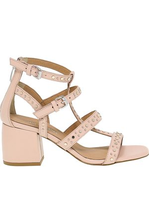 Janet&Janet WOMEN'S JANET43300C LEATHER SANDALS