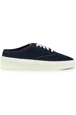 FEAR OF GOD Men Casual Shoes - 101 Backless in Navy