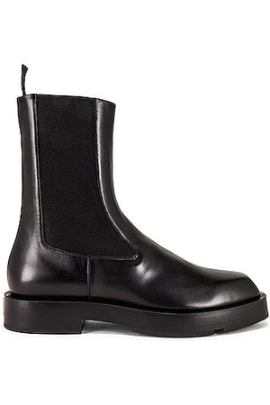 Givenchy Men Boots - Squared Ankle Boot in