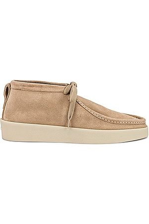 FEAR OF GOD Men Casual Shoes - Wallabee in Sand