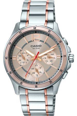Casio Enticer Men Rose Gold Analogue watch A1651 MTP-1374HRG-9AVIF
