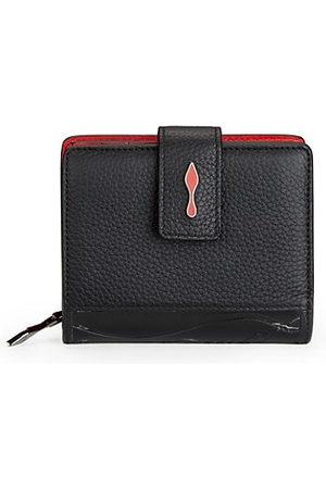 Christian Louboutin Mini Paloma Leather Wallet