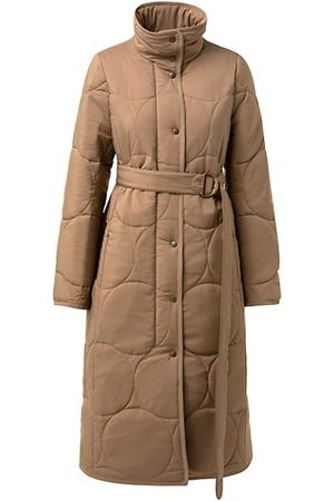 AKRIS Women Trench Coats - Dot Quilted Belted Coat