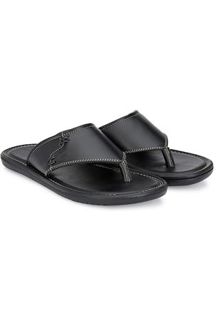 Azzaro Men Black Flip Flops