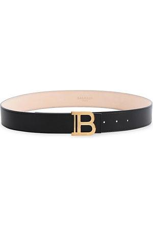Balmain B Leather Belt