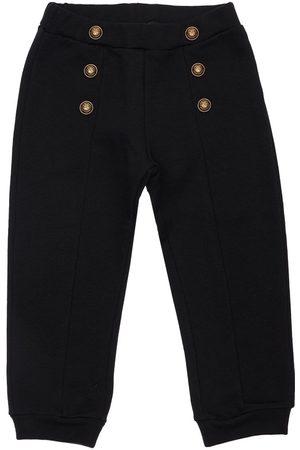Balmain Cotton Sweatpants