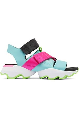 sorel Kinetic Impact Leather Sport Sandals