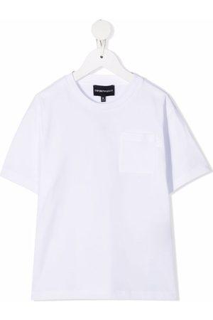 Emporio Armani Pocket detail T-shirt