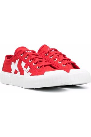 Dsquared2 Maple leaf lace-up sneakers