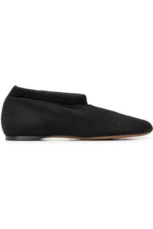 Proenza Schouler Women Ballerinas - Rondo knit-sock flat shoes