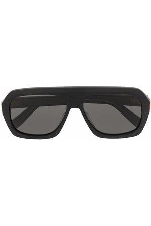 Dunhill Textured aviator sunglasses
