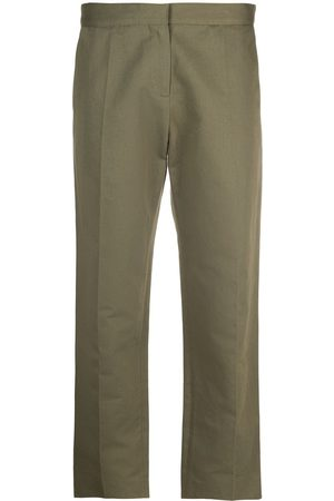 Marni Women Formal Trousers - Cropped tailored trousers