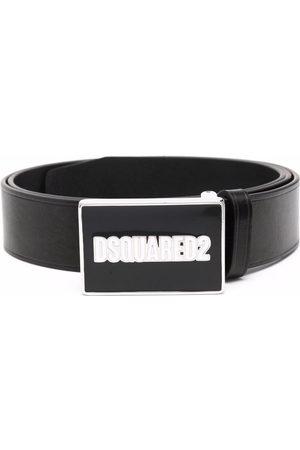 Dsquared2 Men Belts - Logo-buckle belt