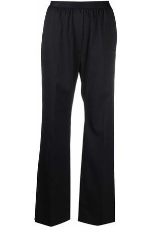 MM6 Maison Margiela Women Formal Trousers - Cropped tailored trousers