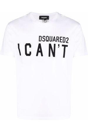 Dsquared2 I can't logo T-shirt