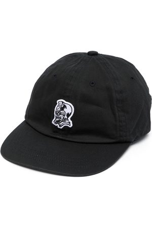 A Bathing Ape Men Hats - Skull-embroidered cap
