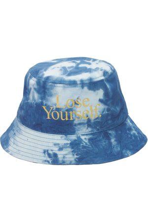 Paco rabanne Women Hats - Batik Tie Dye Cotton Bucket Hat