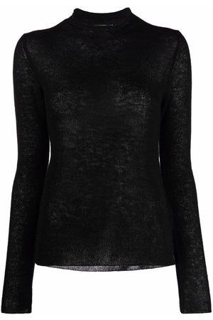 Jil Sander Long-sleeved cashmere-knit sweater