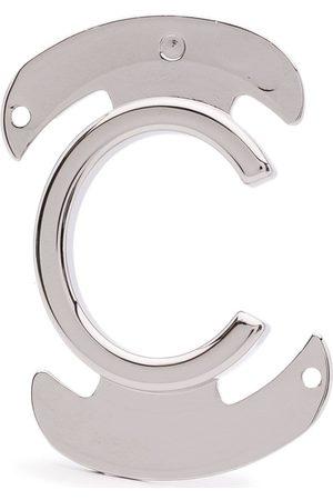Salvatore Ferragamo Men Belts - C interchangeable buckle