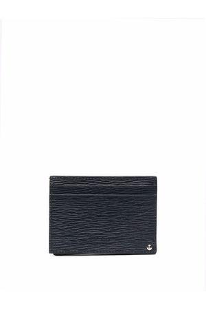 Salvatore Ferragamo Gancini textured leather cardholder